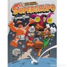 Fumetti: SUPERLOPEZ. EL SUPERGRUPO. EL SUPERRETORNO.. Lote 193975010