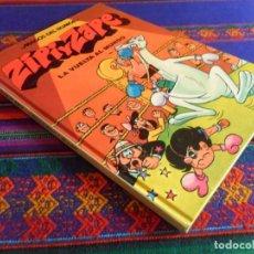 Cómics: MAGOS DEL HUMOR Nº 13 ZIPI Y ZAPE, LA VUELTA AL MUNDO. EDICIONES B 2ª EDICIÓN 1990. MUY BUEN ESTADO.. Lote 193987052