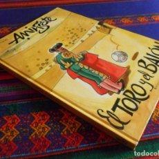 Cómics: COLECCIÓN MINGOTE 3, EL TORO Y EL BALÓN. EDICIONES B 1ª EDICIÓN 2006. MUY BUEN ESTADO Y RARO. . Lote 193987196