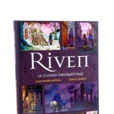 Cómics: RIVEN, LA CUIDAD OBSERVATORIO (JUAN RAMÓN BIEDMA / SERGIO IBÁÑEZ) B, 2008. OFRT ANTES 17E. Lote 194100747