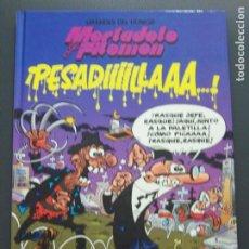 Cómics: GRANDES DEL HUMOR 2 MORTADELO Y FILEMON PESADILLA. Lote 194160395
