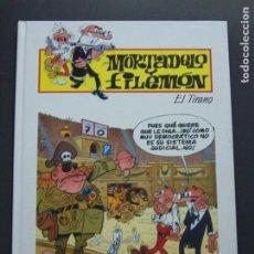 Cómics: PLURAL MORTADELO Y FILEMON EL TIRANO. Lote 194160561