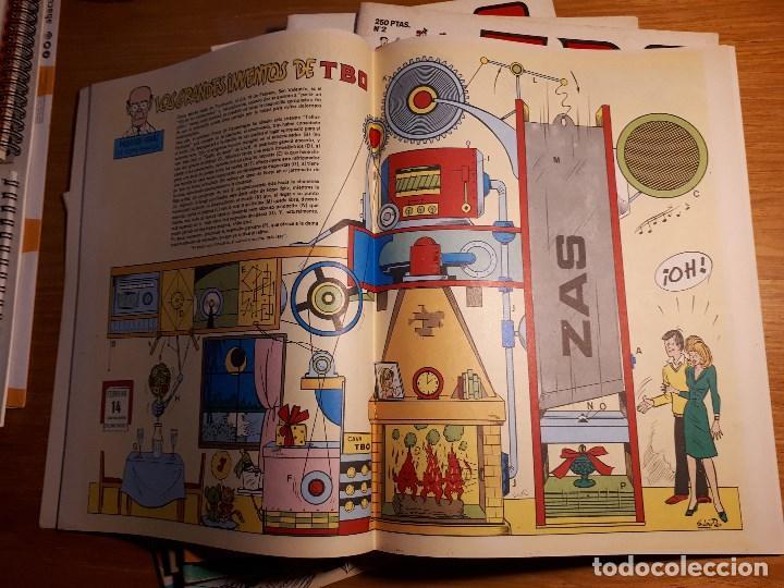 Cómics: TBO, Ediciones B 1988. del 1 al 10 - Foto 3 - 194211930