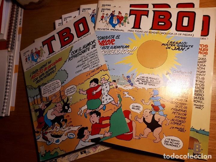 Cómics: TBO, Ediciones B 1988. del 1 al 10 - Foto 4 - 194211930