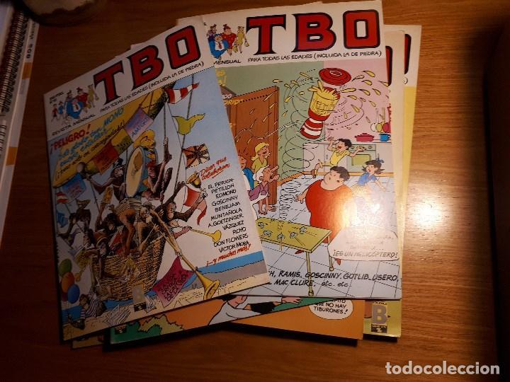 Cómics: TBO, Ediciones B 1988. del 1 al 10 - Foto 5 - 194211930