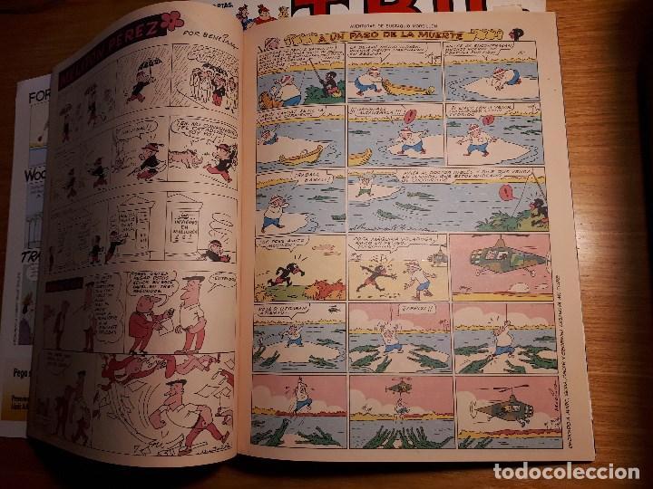 Cómics: TBO, Ediciones B 1988. del 1 al 10 - Foto 6 - 194211930
