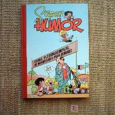Cómics: SUPER HUMOR ZIPI ZAPE Nº 5. JOSÉ ESCOBAR. EDICIONES B. 1994. 1ª EDICIÓN.. Lote 194261816