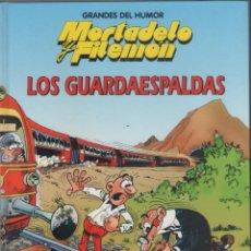 Cómics: MORTADELO Y FILEMÓN-GRANDES DEL HUMOR-B.S.A.-AÑO 1997-COLOR-Nº 5-LOS GUARDAESPALDAS-TAPA DURA. Lote 194421297
