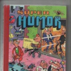 Cómics: SUPER HUMOR-BSA-AÑO 1988-COLOR-Nº 25-TAPA DURA-MORTADELO Y FILEMON Y SACARINO. Lote 194488127