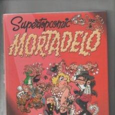 Cómics: SUPERTOPCOMIC MORTADELO-B.S.A.-AÑO 2004-COLOR-Nº 3-TAPA DURA. Lote 194489858