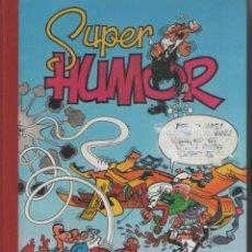 Cómics: SUPER HUMOR-MORTADELO Y FILEMON-B.S.A.-AÑO 2000-COLOR-Nº 11-TAPA DURA. Lote 194491003