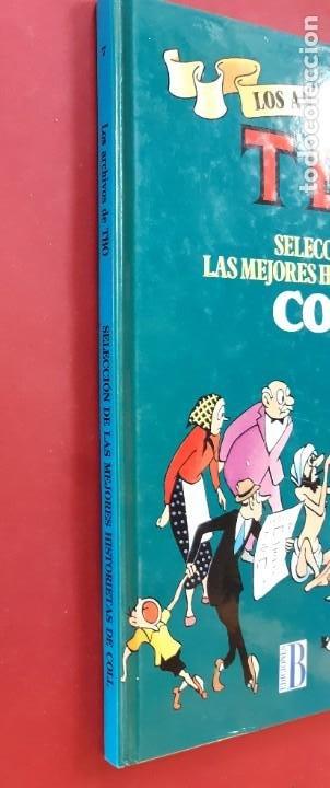 Cómics: LOS ARCHIVOS DE TBO COLL POR ESTRENAR VER FOTOGRAFIAS - Foto 3 - 194522072