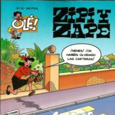 Cómics: ZIPI Y ZAPE OLÉ! N.º 43. ESCOBAR. Lote 194552398