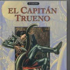 Cómics: EL CAPITAN TRUENO-E.D. B.S.A.-2º EDICION-AÑO 2003-COLOR-TAPA DURA-TOMOS 1. Lote 194603687