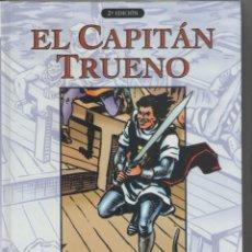Cómics: EL CAPITAN TRUENO-E.D. B.S.A.-2º EDICION-AÑO 2003-COLOR-TAPA DURA-TOMO 5. Lote 194603772