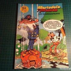 Cómics: MORTADELO. LOS GUARDAESPALDAS. EDICIONES B. APOYO AL AUTISMO. (M-4). Lote 194617873