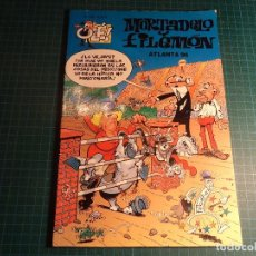 Cómics: COLECCION OLE. MORTADELO. Nº 132. EDICIONES B. (M-4). Lote 194619027