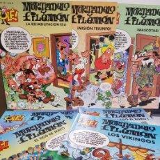 Cómics: LOTE DE 7 COMICS DE MORTADELO Y FILEMON , COLECCION OLE , RUSTICA , EDICIONES B. Lote 194619253