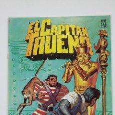 Cómics: EL CAPITÁN TRUENO. EDICION HISTÓRICA. Nº 52. GUARDIANES DE HIERRO. EDICIONES B. TDKC47. Lote 194619860