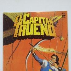 Cómics: EL CAPITÁN TRUENO. EDICION HISTÓRICA. Nº 33. EL BRUJO DEL PANTANO. EDICIONES B. TDKC47. Lote 194619896