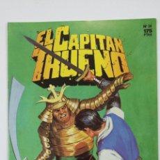 Cómics: EL CAPITÁN TRUENO. EDICION HISTÓRICA. Nº 34. EL HOMBRE DEL TRIANGULO. EDICIONES B. TDKC47. Lote 194619946