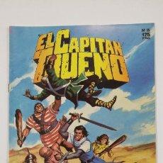 Cómics: EL CAPITÁN TRUENO. EDICION HISTÓRICA. Nº 35. LUCHA SIN CUARTEL. EDICIONES B. TDKC47. Lote 194620022