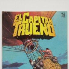 Cómics: EL CAPITÁN TRUENO. EDICION HISTÓRICA. Nº 23. LUCHA DE TITANES. EDICIONES B. TDKC47. Lote 194621073