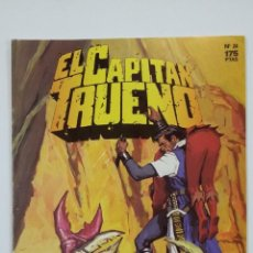 Cómics: EL CAPITÁN TRUENO. EDICION HISTÓRICA. Nº 24. UNA BATALLA NAVAL. EDICIONES B. TDKC47. Lote 194621091