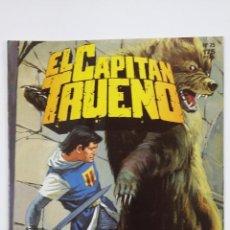 Cómics: EL CAPITÁN TRUENO. EDICION HISTÓRICA. Nº 25. LOS VIKINGOS PREHISTORICOS. EDICIONES B. TDKC47. Lote 194621142