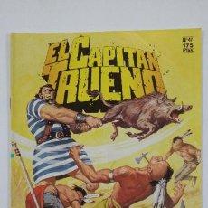 Cómics: EL CAPITÁN TRUENO. EDICION HISTÓRICA. Nº 47. TENEBROSA INTRIGA. EDICIONES B. TDKC47. Lote 194621277