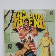 Cómics: EL CAPITÁN TRUENO. EDICION HISTÓRICA. Nº 45. LOS DOGOS DE GUNDAR. EDICIONES B. TDKC47. Lote 194621381
