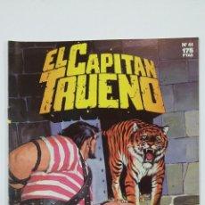 Cómics: EL CAPITÁN TRUENO. EDICION HISTÓRICA. Nº 44. ENIGMA EN LA ISLA. EDICIONES B. TDKC47. Lote 194621443