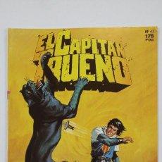 Cómics: EL CAPITÁN TRUENO. EDICION HISTÓRICA. Nº 43. MURALLA DE FUEGO. EDICIONES B. TDKC47. Lote 194621466