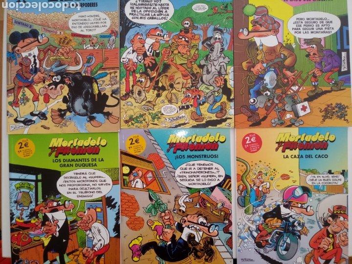 LOTE MORTADELO Y FILEMON . OLE N 25, 93, 148. Y 3 MÁS (Tebeos y Comics - Ediciones B - Clásicos Españoles)