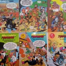 Comics : LOTE MORTADELO Y FILEMON . OLE N 25, 93, 148. Y 3 MÁS. Lote 194689373