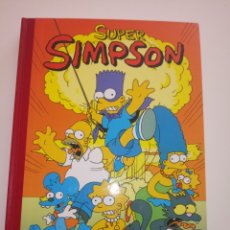 Cómics: SUPER SIMPSON N °1.. Lote 194689620