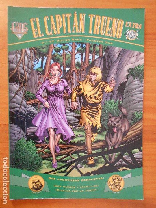EL CAPITAN TRUENO EXTRA FANS - Nº 17 - VICTOR MORA - EDICIONES B (HI) (Tebeos y Comics - Ediciones B - Clásicos Españoles)