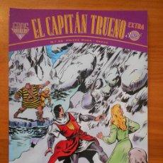 Cómics: EL CAPITAN TRUENO EXTRA FANS - Nº 32 - VICTOR MORA - EDICIONES B (HI). Lote 194704138