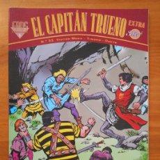 Cómics: EL CAPITAN TRUENO EXTRA FANS - Nº 33 - VICTOR MORA - EDICIONES B (HI). Lote 194704276