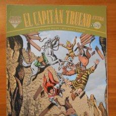 Cómics: EL CAPITAN TRUENO EXTRA FANS - Nº 34 - VICTOR MORA - EDICIONES B (HI). Lote 194704412