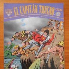 Cómics: EL CAPITAN TRUENO EXTRA FANS - Nº 35 - VICTOR MORA - EDICIONES B (HI). Lote 194704542