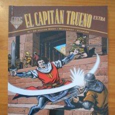 Cómics: EL CAPITAN TRUENO EXTRA FANS - Nº 39 - VICTOR MORA - EDICIONES B (HI). Lote 194704640