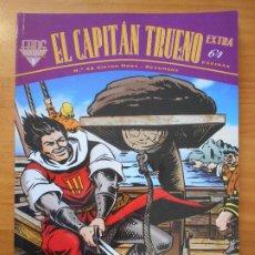 Cómics: EL CAPITAN TRUENO EXTRA FANS - Nº 42 - VICTOR MORA - EDICIONES B (HI). Lote 194704798