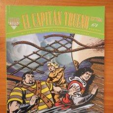Cómics: EL CAPITAN TRUENO EXTRA FANS - Nº 43 - VICTOR MORA - EDICIONES B (HI). Lote 194704917