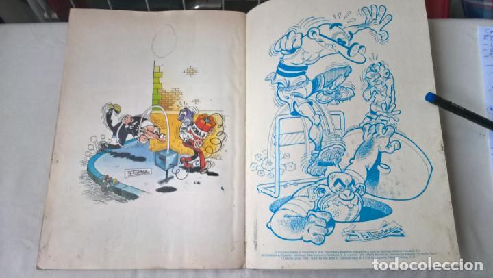 Cómics: COMIC: COLECCION OLE Nº 15. MORTADELO Y FILEMON. LA ESTATUA DE LA LIBERTAD - Foto 2 - 194736870