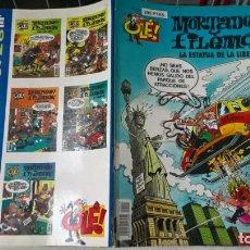 Cómics: COMIC: COLECCION OLE Nº 15. MORTADELO Y FILEMON. LA ESTATUA DE LA LIBERTAD. Lote 194736870