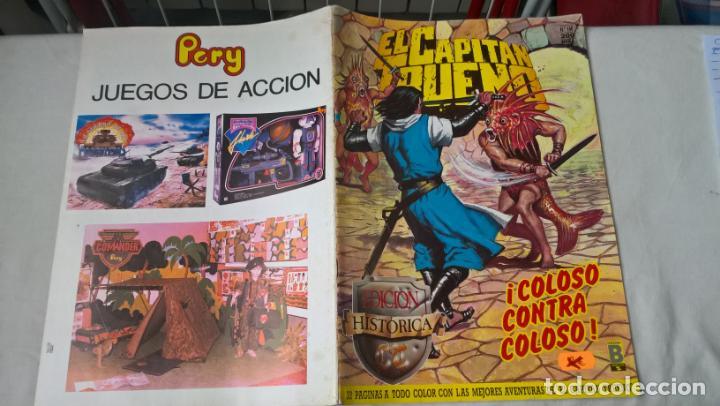 COMIC: EL CAPITÁN TRUENO Nº 146 ''¡COLOSO CONTRA COLOSO!'' EDICIÓN HISTÓRICA (Tebeos y Comics - Ediciones B - Clásicos Españoles)