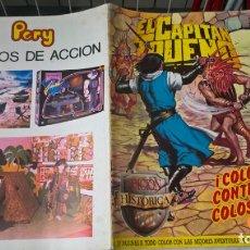 Cómics: COMIC: EL CAPITÁN TRUENO Nº 146 ''¡COLOSO CONTRA COLOSO!'' EDICIÓN HISTÓRICA. Lote 194737336