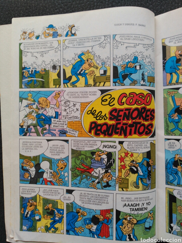 Cómics: Mortadelo y Filemón, 2 comics Olé - Foto 4 - 194774313