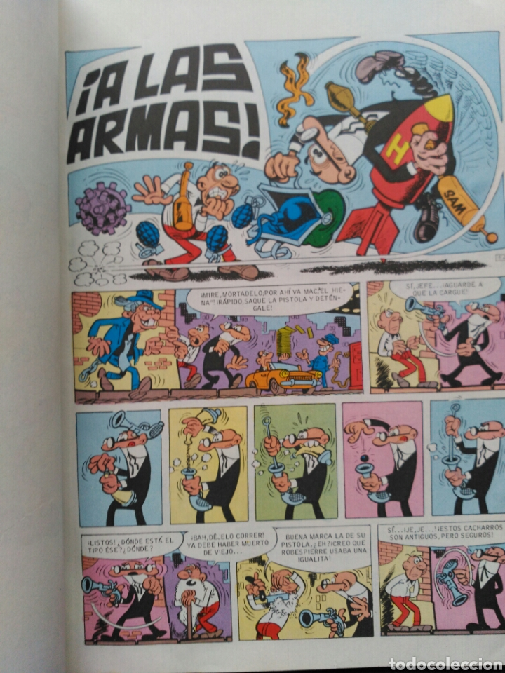 Cómics: Mortadelo y Filemón, 2 comics Olé - Foto 5 - 194774313